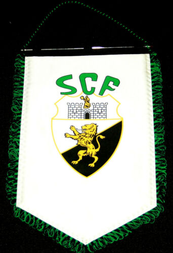 football wimpel pennant fanion Sporting Club Farense championnat Portugal