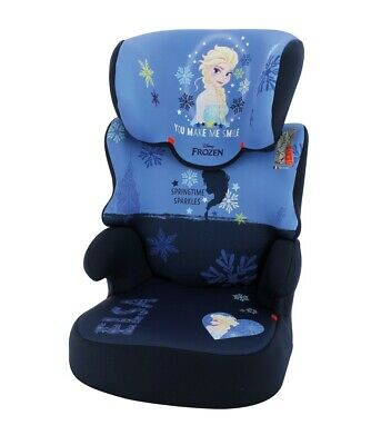 disney frozen befix sp kindersitz autositz gruppe 2 3 15 36kg adac test ebay. Black Bedroom Furniture Sets. Home Design Ideas