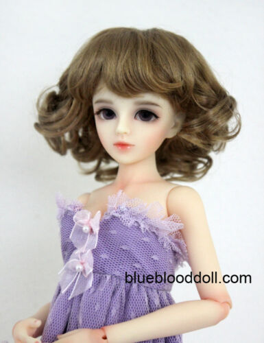 1-6-bjd-6-7-034-doll-head-copper-brown-short-wig-YOSD-Luts-Iplehouse-Lati-W-JD164S