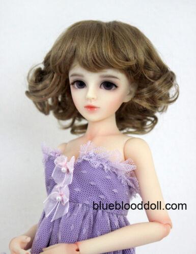 1-6-bjd-6-7-034-doll-head-copper-brown-short-wig-YOSD-Luts-Iplehouse-Lati-W-JD164S