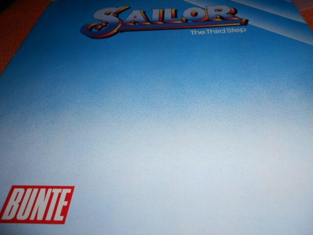 SAILOR , The Third Step von 1976 FOC