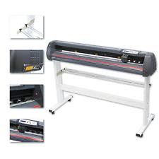 1350 Mm 53 Lcd Sign Sticker Vinyl Cutter Cutting Plotter 3 Bladesamplcd Screen