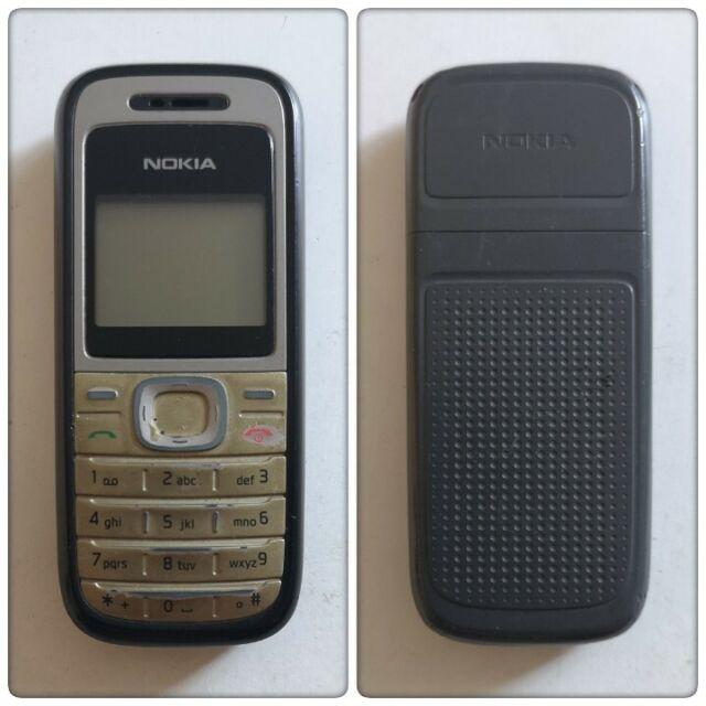 Nokia 1200 (rh-99) Handy (Entsperrt).