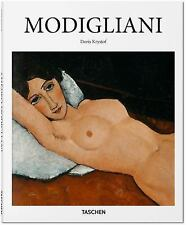 Modigliani (Basic Art Series 2.0), Krystof, Doris, Good Book