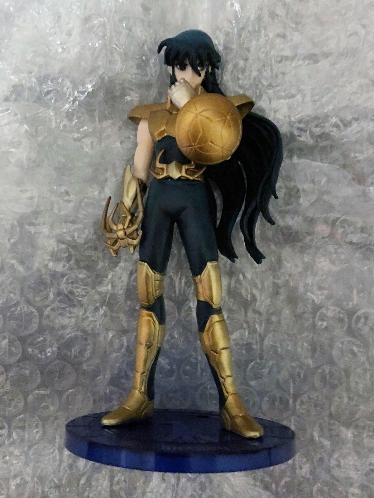 Saint Seiya Agaruma Dragon Shiryu V2 Gold Cloth