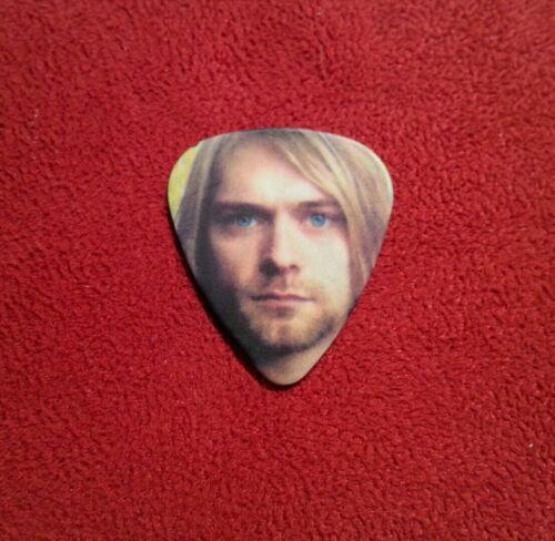Nirvana Kurt Cobain Rock Guitar Pick Collectible Music Memorabilia Gift Present