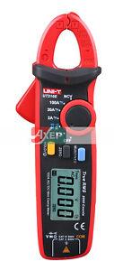 A-UNI-T-UT210E-Digital-Clamp-Meter-Multimeter-Handheld-RMS-AC-DC-Mini-Resistanc