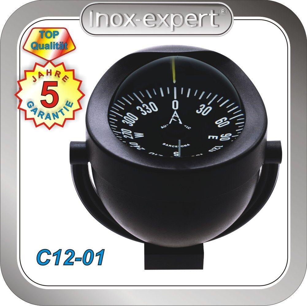 Kompass mit Schiffskompass Rose Ø 85 Kugelkompass Qualität Stiefelkompass Schiffskompass mit Compass 9efe00