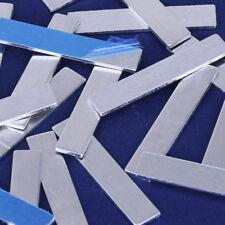 "Aluminum Long strip shape Stamping Blanks 5pcs about 5/""*3//8/"" 18 Gauges 10166852"