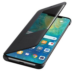 purchase cheap 386d9 eb595 Details about OFFICIAL HUAWEI MATE 20 PRO / LITE SMART VIEW FLIP COVER CASE