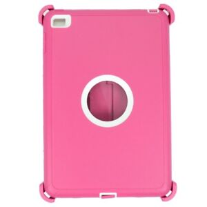 For-iPad-mini-4-Protective-Cover-Stand-Fits-Otterbox-Defender-Case-Pink-White
