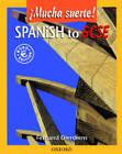Spanish to GCSE: Mucha Suerte!: Mucha Suerte! by Fernand Dierckens (Paperback, 1996)