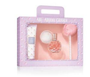 Ari By Ariana Grande 3 Piece Gift Set 17 Oz Eau De Parfum Body