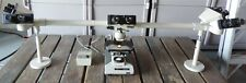 Olympus Bht Bhtu Bh 2 Lab Microscope System With 2 Teaching Bridges Amp 5 Heads