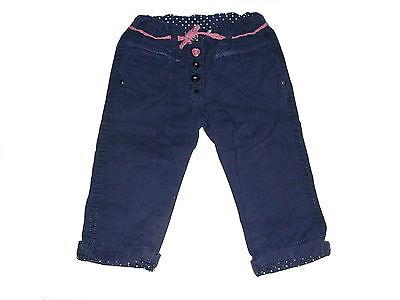 Disciplinato Prenatal Splendidi Pantaloni Tg. 68 Blu Scuro!!!- Le Merci Di Ogni Descrizione Sono Disponibili
