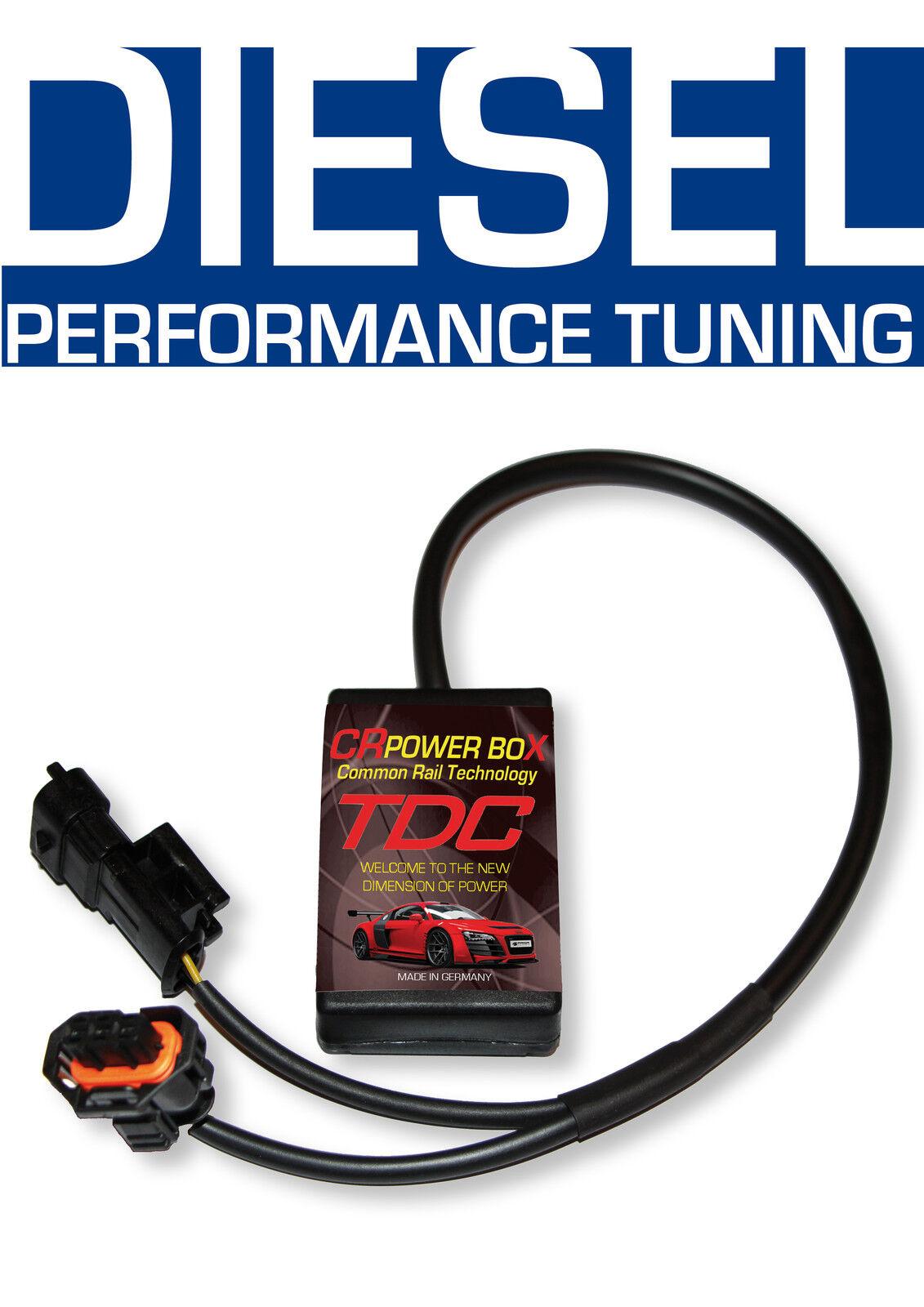 Power Box CR Diesel Performance Tuningchip Module for BMW 325D 335D 640D