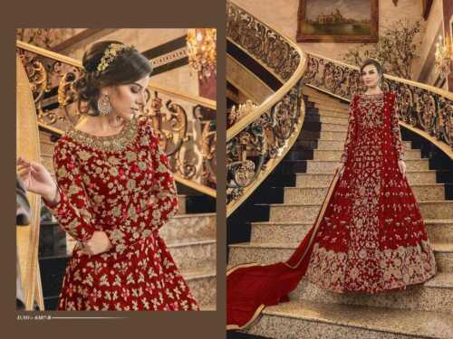 Details about  /ANARKALI SALWAR KAMEEZ SUITS GOWN DESIGNER PARTYWEAR WEDDING DRESS PAKISTANI