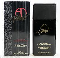 Alain Delon Classic Plus 125 Ml After Shave Lotion Neu/ovp