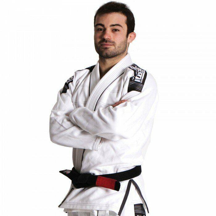 Tatami Nova Plus BJJ Gi vit Jiu Jitsu Kimono Enhet Free vit Bälte
