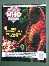 DOCTOR WHO MAG - NO 171 - MAR 1991