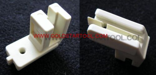 Low Shank Teflon Invisible Zipper Foot For Industrial Sewing Machines