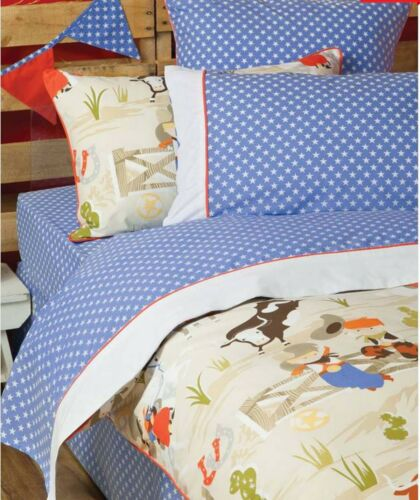 Yeehaa  King Single Bed Sheet SetUse it with Yeehaa or the Rodeo collection