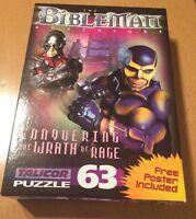 Sealed The Bibleman Adventure 63 Piece Puzzle (see Description)