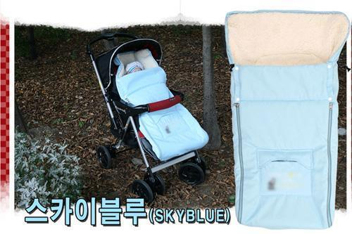 Warm Baby Stroller Thick Pushchair Footmuff Sleeping Bag Seat Cover Universal