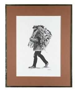 034-Untitled-034-Hobo-Limited-Edition-Lithograph-by-Laura-Cobos-Framed-21x17-034