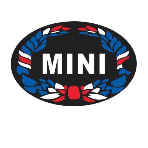 For Mini Cooper Clubman F54 Car Fuel Tank Gas Cap Cover Sticker Decor Decal