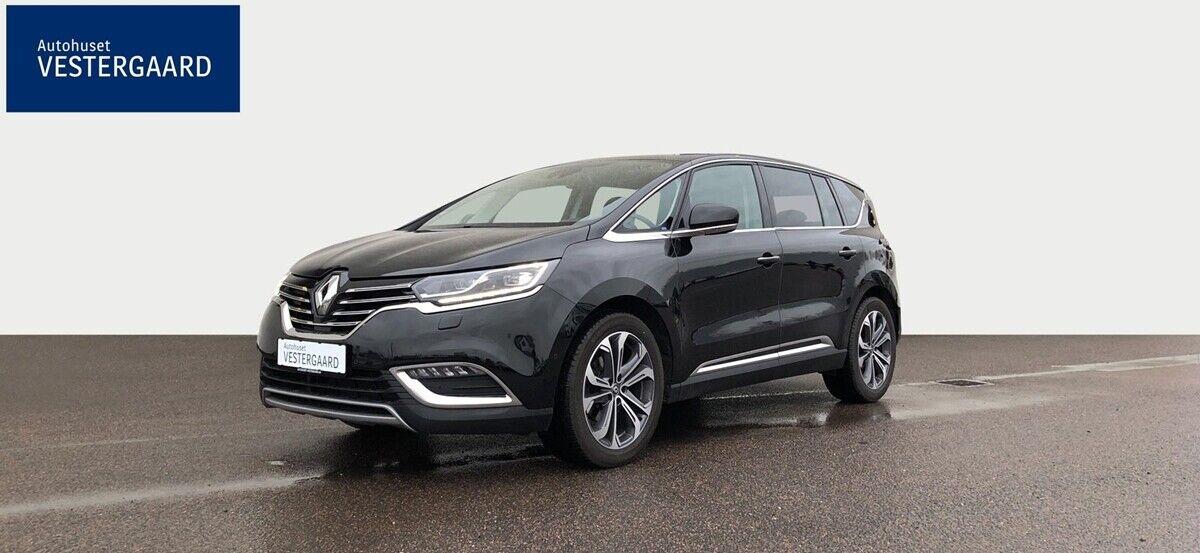 Renault Espace 1,6 dCi 130 Life 5d - 289.795 kr.