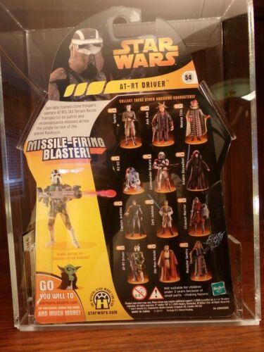 Afa Star Wars Episode III Rots # 54-at Rt Driver- Missile Firing Blaster U85