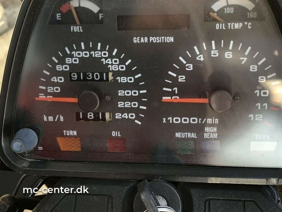 Suzuki, GSX 750 ESD, ccm