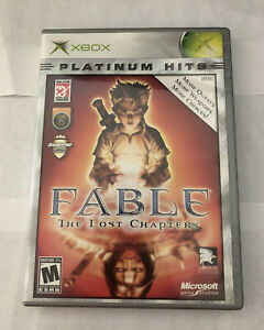Fable: The Lost Chapters (Platinum Hits) (Microsoft Xbox, 2005) Free Shipping