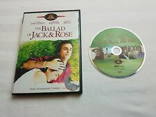 The Ballad of Jack and Rose (DVD, 2005) free shipping