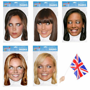 Spice-Girls-Mask-set