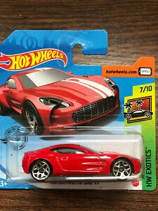Hot Wheels 2020 Aston Martin One 77 Hw Exotics 07 10 229 250 Ovp Brandneu Ebay