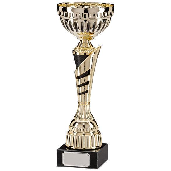 Multisport 5 ou activité récompense Vanquish Coupe - gratuite GRAVURE 5 Multisport tailles OR ddc9ea