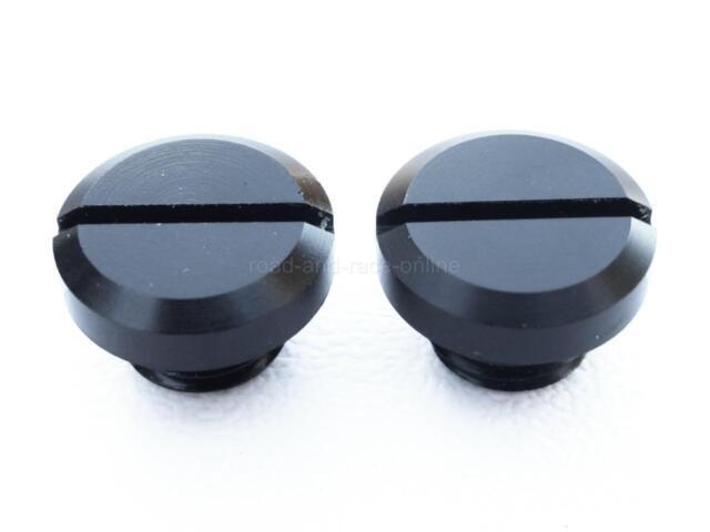 8 BOLT BLACK ALUMINIUM SCREEN KIT TRIUMPH TROPHY 900 1996-1998