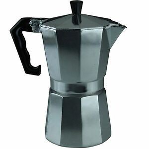 Tea & Espresso Making 6 Cup Coffee Maker Coffee Machine for Home Cafe Bar *New*