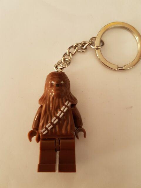 LEGO Chewbacca Star Wars Key Chain