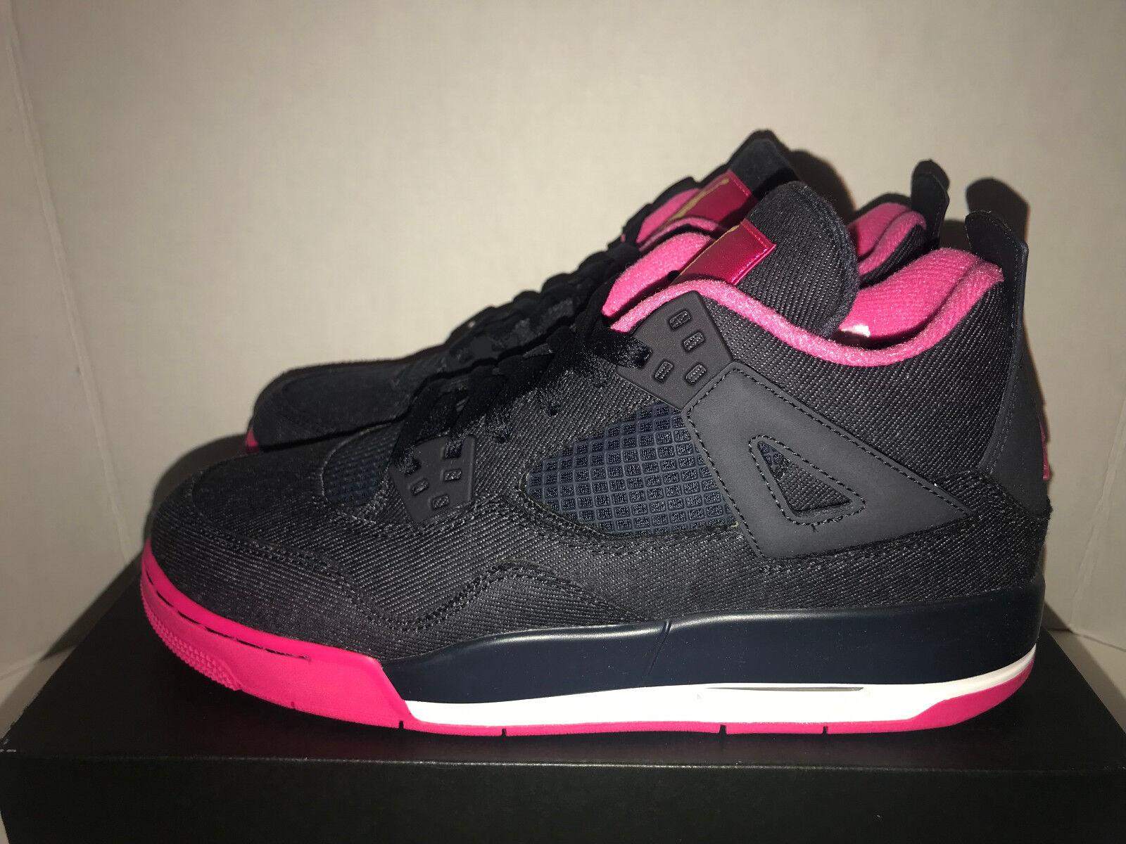 info for d932d 57277 Nike Jordan Retro 8 Denim Grade School Size 8 9 DS 487724 408