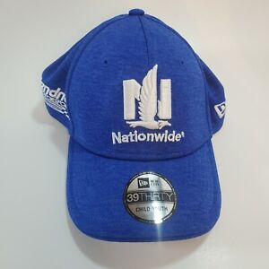 NWT Youth OSFM NASCAR® Dale Earnhardt Jr #88 Nationwide® New Era® 39THIRTY® Hat