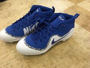 a57c474679e Men s Nike Force Air Trout 4 Pro Size 10.5 Metal Baseball Cleats ...