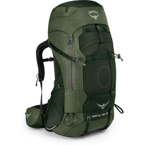 Adirondack Green All Sizes Osprey Aether Ag 85 Mens Rucksack Hiking