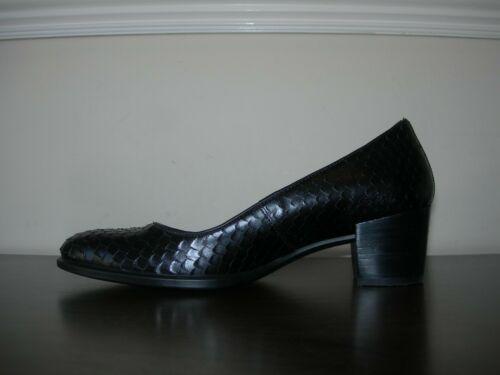donna Slip Scarpe Mid 36 Danish Design Ecco Pelle Eu 5 3 On nera Heels Uk da fwSHpKq