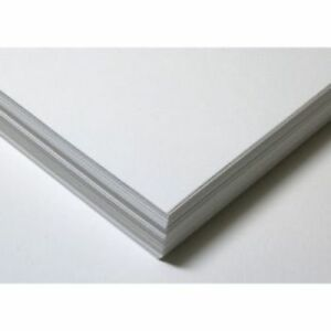 Premium Thick White Card 300gsm A3 100 Sheets DEAL OFFER SALE