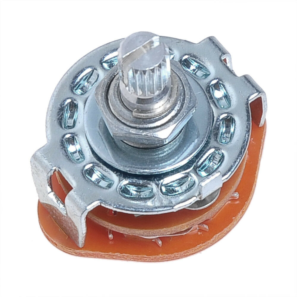 Guitar Amplifier Switch Rotary Switch For Custom Wiring 4 Way Switch ...