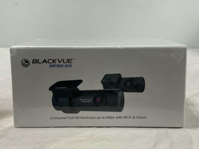 BlackVue (DR750S-2CH) Car Dashcam