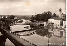 VAPRIO e CANONICA d'ADDA  -  L'Adda e il nuovo Ponte